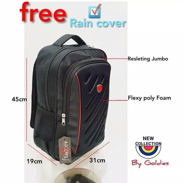 Foto Produk Tas Ransel Sekolah ?#Tas kuliah#Tas Laptop#Tas Backpack#TasKerjaSales dari Goldvers