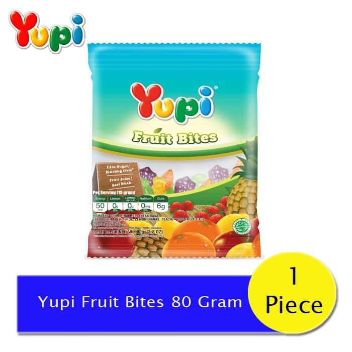 harga Yupi fruit bites Tokopedia.com