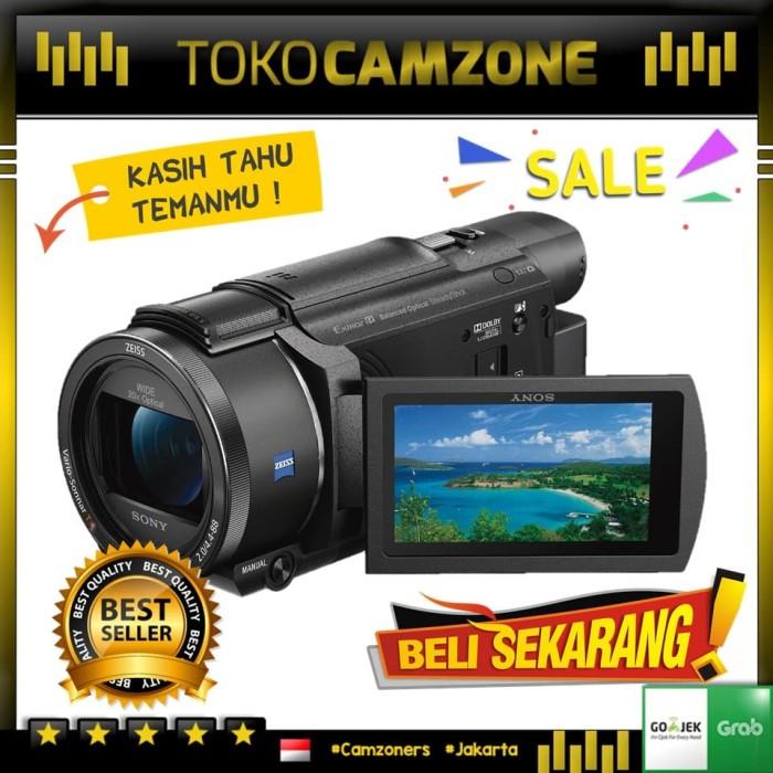 harga Sony fdr-ax53 4k ultra hd handycam camcorder Tokopedia.com