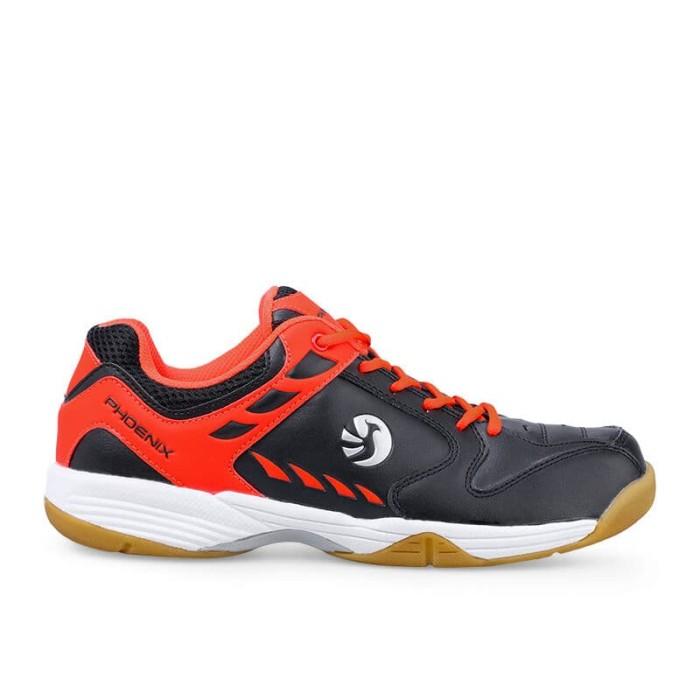 harga Phoenix men king star sepatu badminton - hitam/merah - hitam merah 40 Tokopedia.com