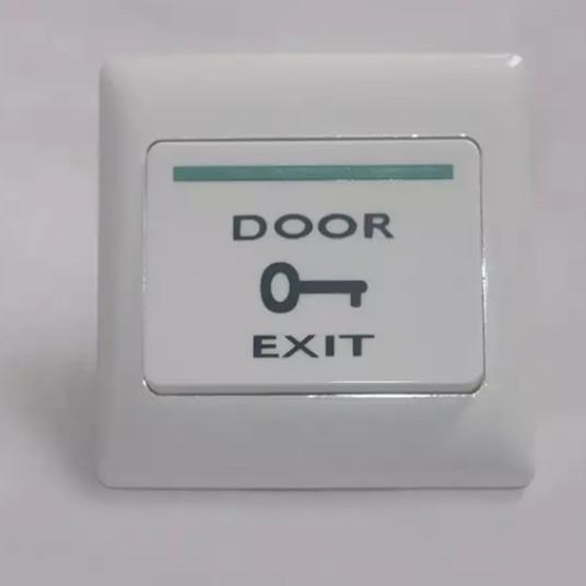 Jual Tombol Pintu Keluar Manual Acces Door Lock Exit Button Rfid Card Id Kota Bogor Art Techno Tokopedia