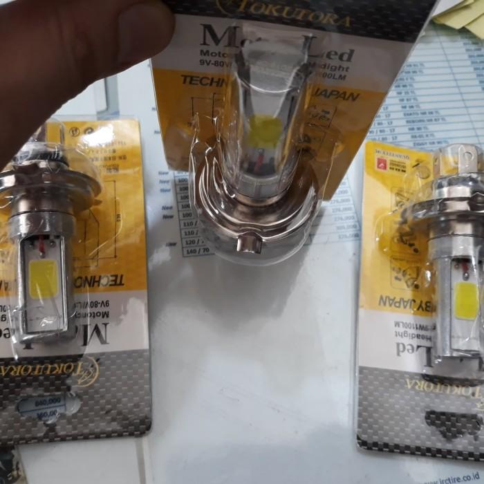 harga Lampu depan led white putih 12v r-15/ vixion/ mx-king/ byson (japan) Tokopedia.com