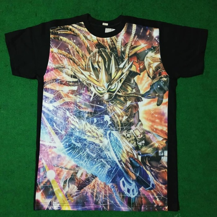 Jual T Shirt Kaos Baju Kamen Rider Ex Aid Muteki Gamer Exaid Hitam Xxl Kab Ciamis Raida Henshin Tokopedia