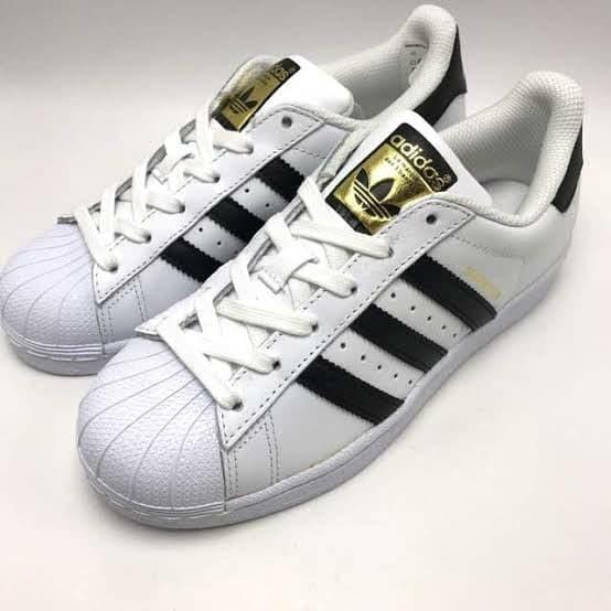 new product b81c0 8d101 Jual adidas superstar Fp black white bnib Kode art : C77153 - , - DKI  Jakarta - simprugstore   Tokopedia