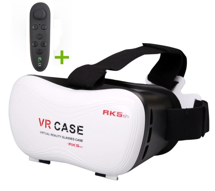 Jual VR Case 5 Headset VR Glasses VR Viewer For Virtual Reality Headset -  Kota Surabaya - Jfla Store | Tokopedia