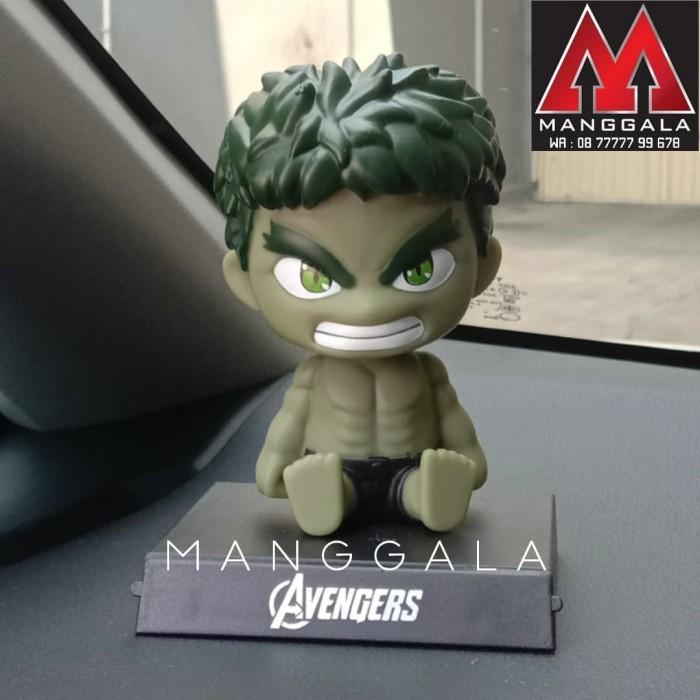 harga Boneka pajangan goyang dashboard mobil hulk Tokopedia.com