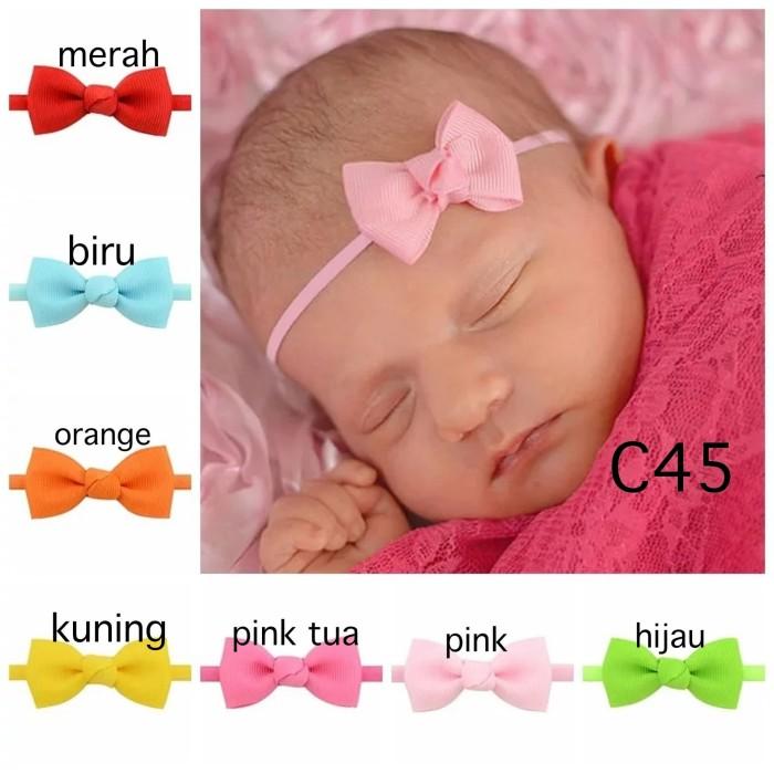 Foto Produk bando bayi dan anak headband pita - no 1 dari BabyGwen