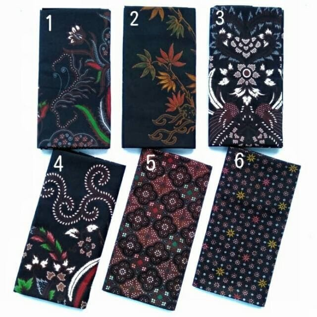 harga Batik serian seri bk73 motif bulu merak tulis warna batik kajang Tokopedia.com