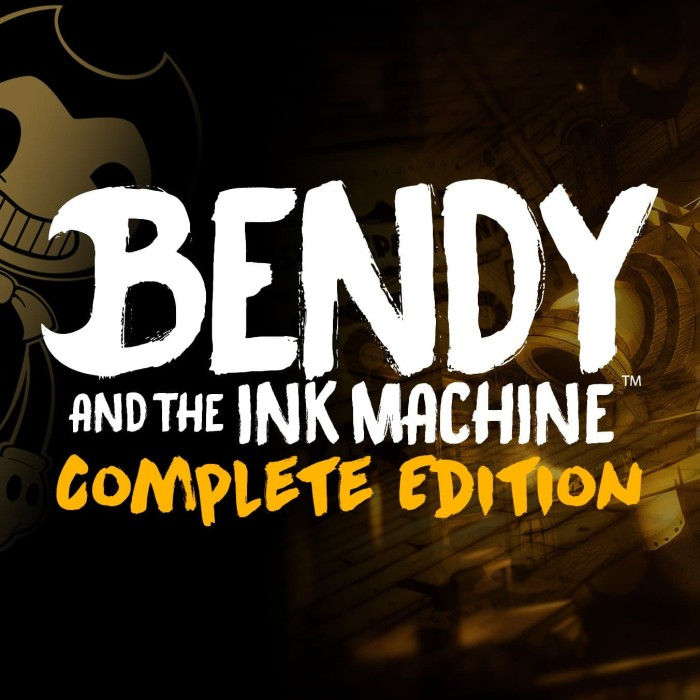Foto Produk Bendy And The Ink Machine Complite for PC or Laptop dari WILDANS GAMES