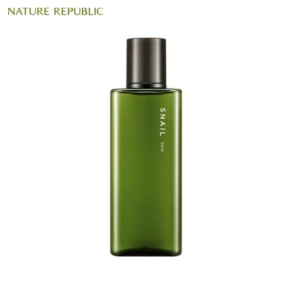 Nature republic snail solution homme skin
