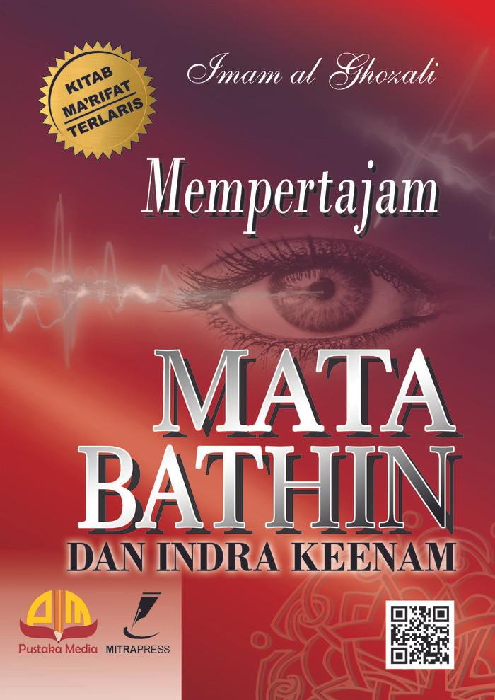 Foto Produk Mempertajam Mata Bathin dan Indra Keenam dari Pustaka Media Surabaya