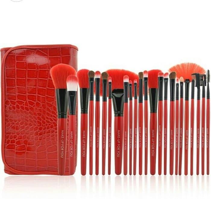 harga Alat kecantikan dompet make up for your brush set Tokopedia.com