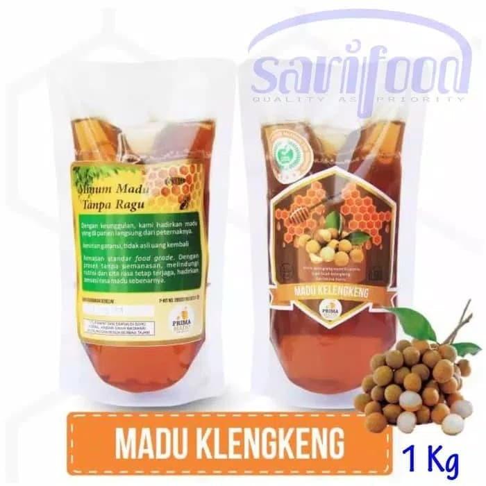 harga Madu asli nektar bunga kelengkeng 1 kg 100% asli no campuran Tokopedia.com