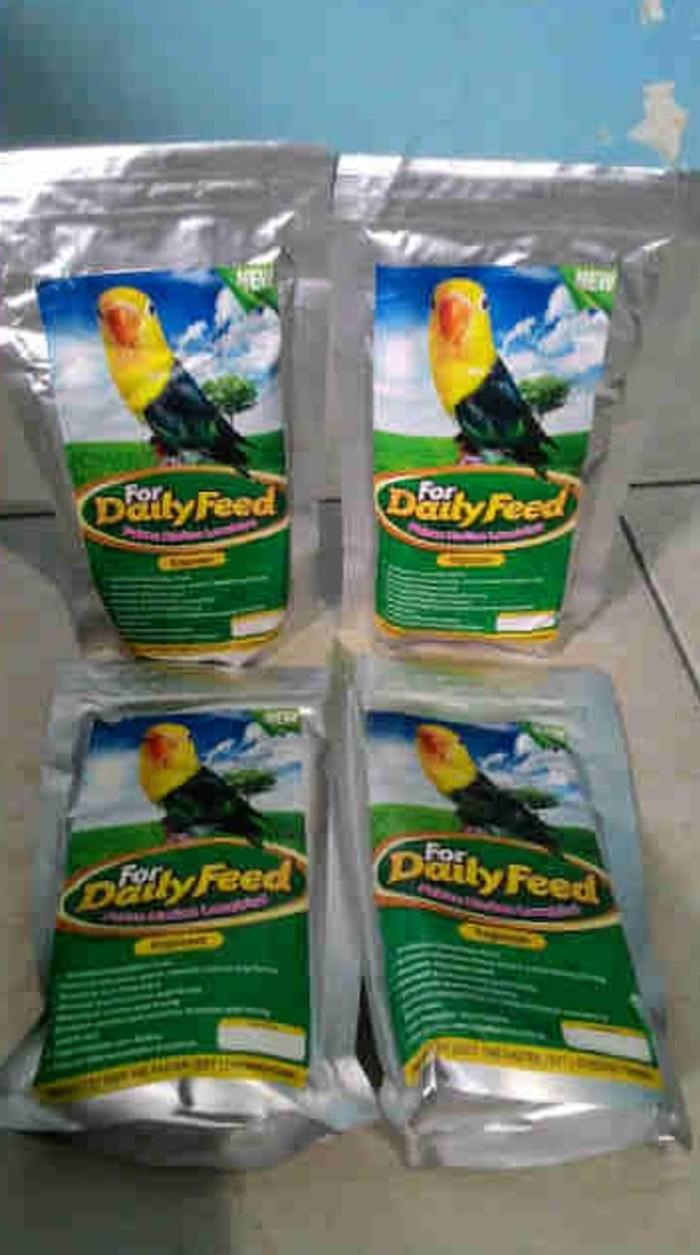 "Jual SUPER SALE ""For Daily Feed Lovebird"" Pakan Harian Lomba Untuk Burung Jakarta Pusat Bambangs Olshop"