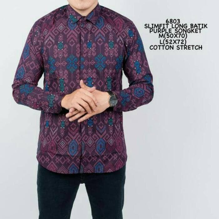 Jual Zebestore Kemeja Batik Kombinasi Kemeja Batik Pria Modern Kemeja Batik Jakarta Barat Invocation Store 4 Tokopedia