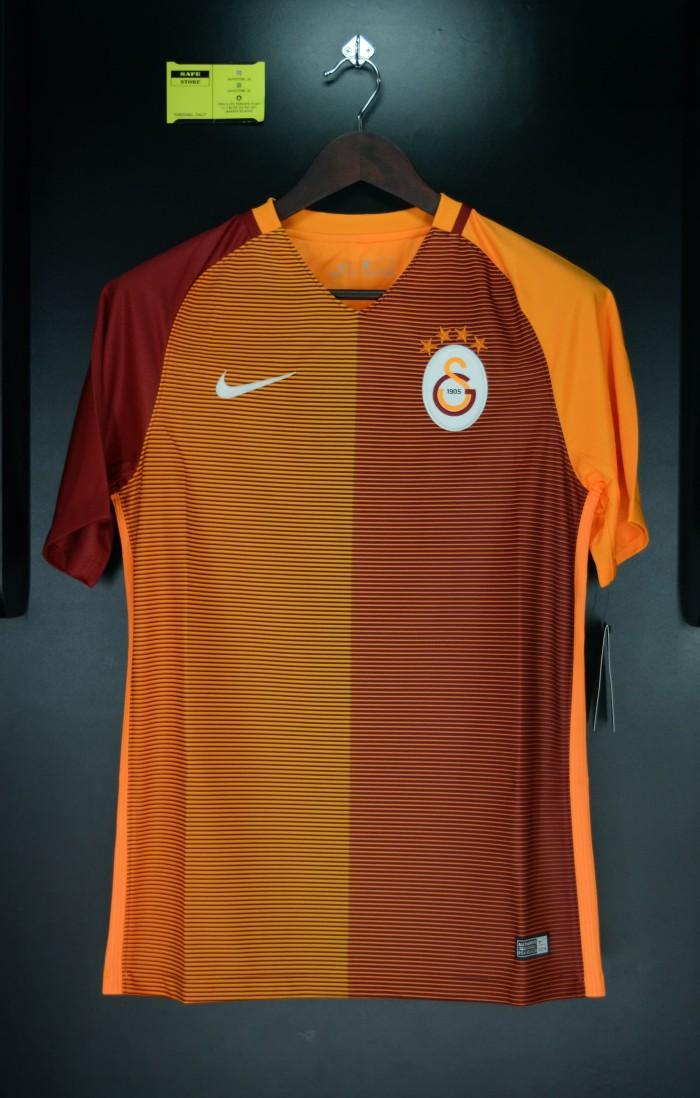 new concept ce1c8 5ca38 Jual Galatasaray 2016-17 Home. SMALL. Original Jersey. NIKE 776873 630 -  DKI Jakarta - S4fe Store   Tokopedia
