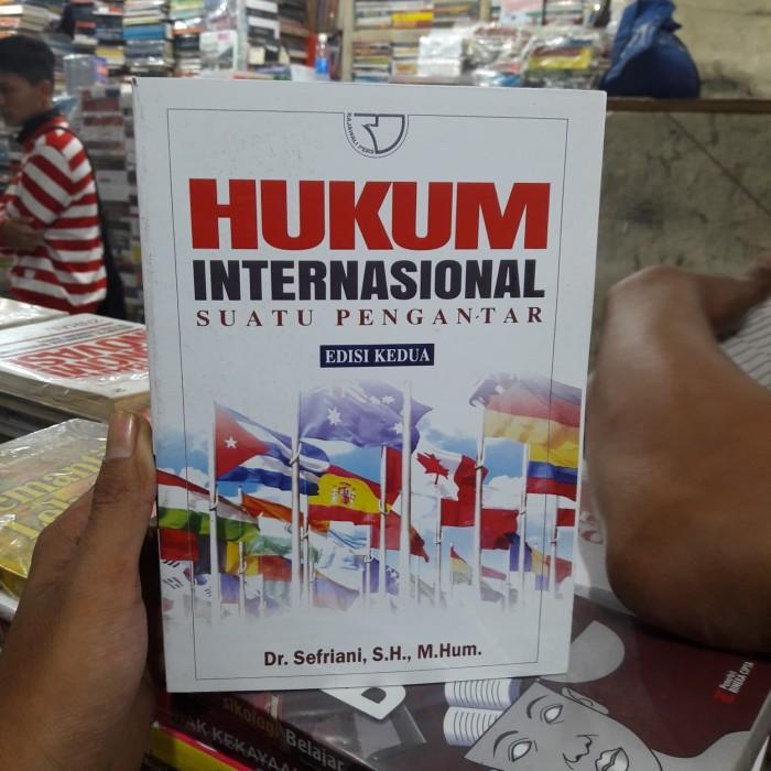 harga Hukum internasional suatu pengantar by sefriani Tokopedia.com