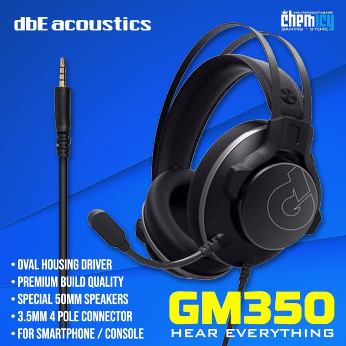 Gaming Headphones With 35mm Jack