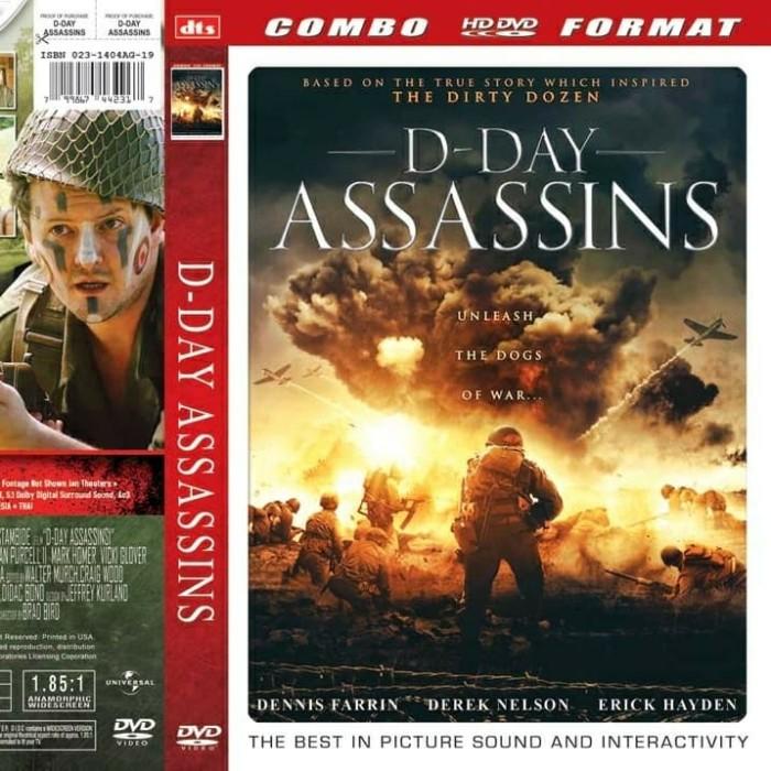 Jual D Day Assasins Jakarta Barat Aaron Dvd Tokopedia