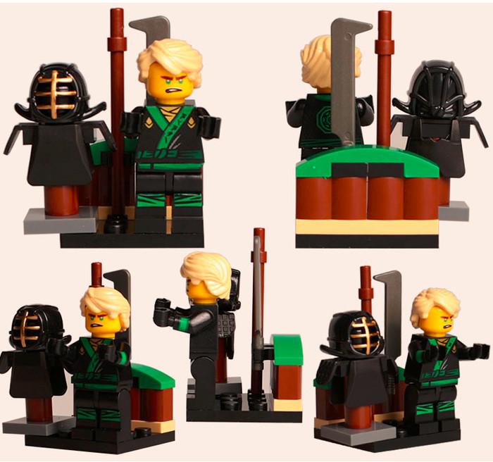 Jual Ninjago Lloyd Green Ninja Kendo Training Minifig Minifigure Lego Kw Jakarta Barat Benyoda Tokopedia