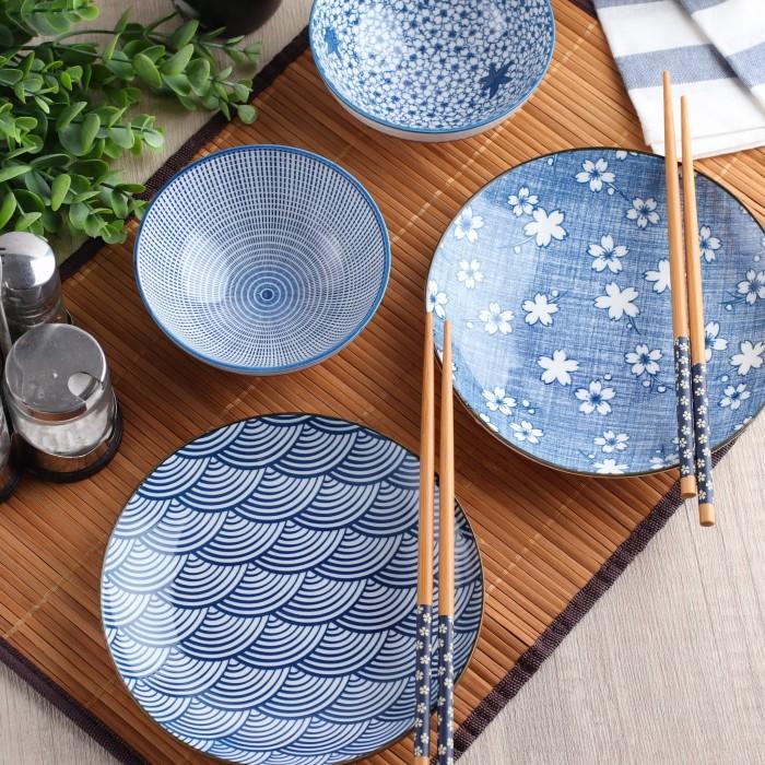 Foto Produk UCHII Exclusive Ceramic Dinnerware Gift Set | Paket Alat Makan Keramik dari uchii store