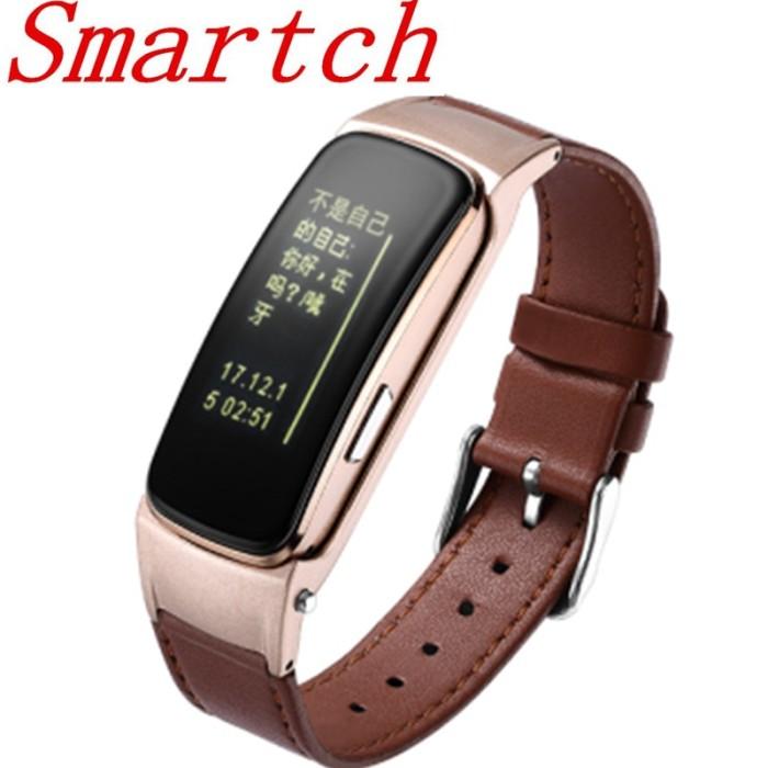 Jual WMZ Smartch B3 Plus Smart Bracelet Wristband Fitness Tracker - gold -  Kota Tangerang - navymoney   Tokopedia