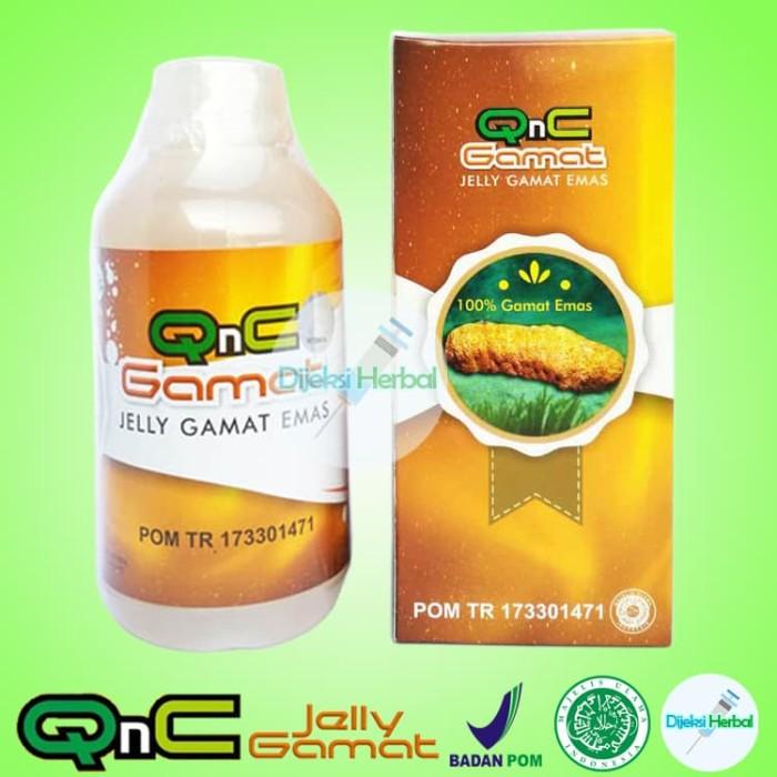 Foto Produk Obat Fistula Ani Jelly Gamat Emas Asli dari Dijeksi Herbal