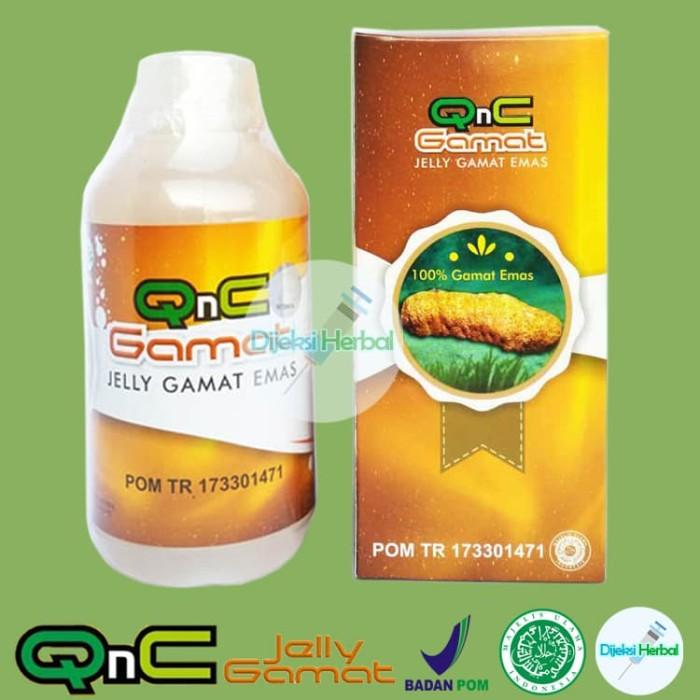 Foto Produk Obat Fistula Ani Atau Pistula Anus Herbal Ampuh QNC Jelly Gamat dari Dijeksi Herbal