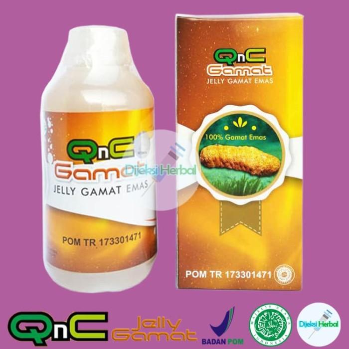 Foto Produk OBAT FISTULA ANI QNC JELLY GAMAT AMPUH dari Dijeksi Herbal