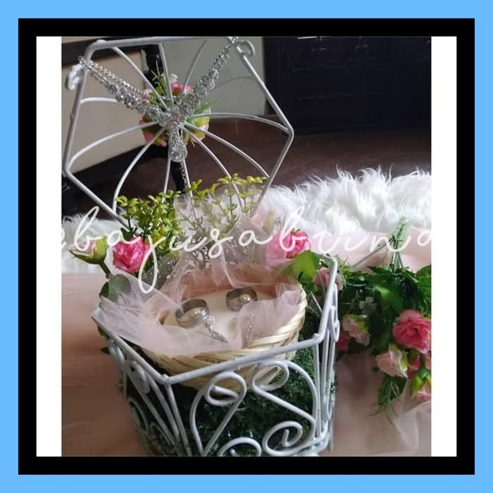 Jual Tempat Kotak Cincin Pernikahan Kotak Mahar Pernikahan Lamaran Tunang Kota Bandung Baju Sabrina Shop Tokopedia