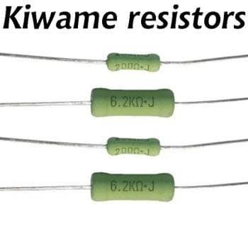 0.25W Carbon Film Resistor 2K2 Pack of 50 2.2K
