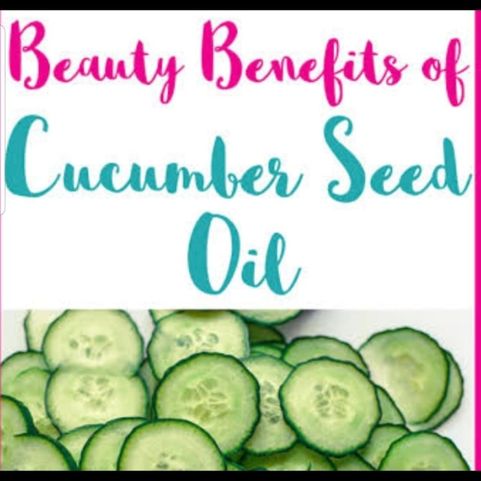 Foto Produk Cucumber Seed Oil 10ml/Carrier Oil dari Syah-House