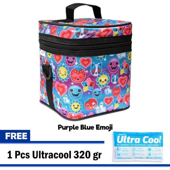 harga Cooler bag ztwo transport penyimpan asip rumah popok sakti Tokopedia.com
