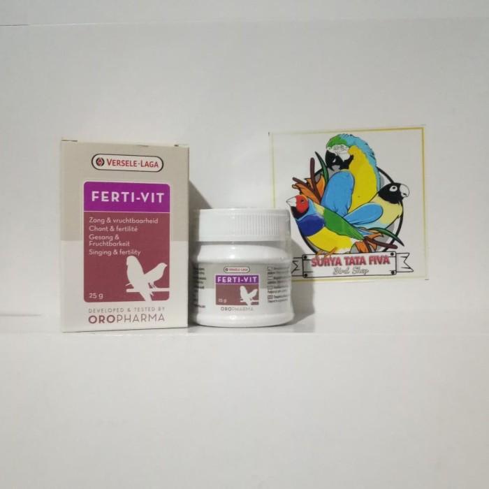 harga Ferti-vit versele-laga vitamin untuk ternak burung love bird Tokopedia.com