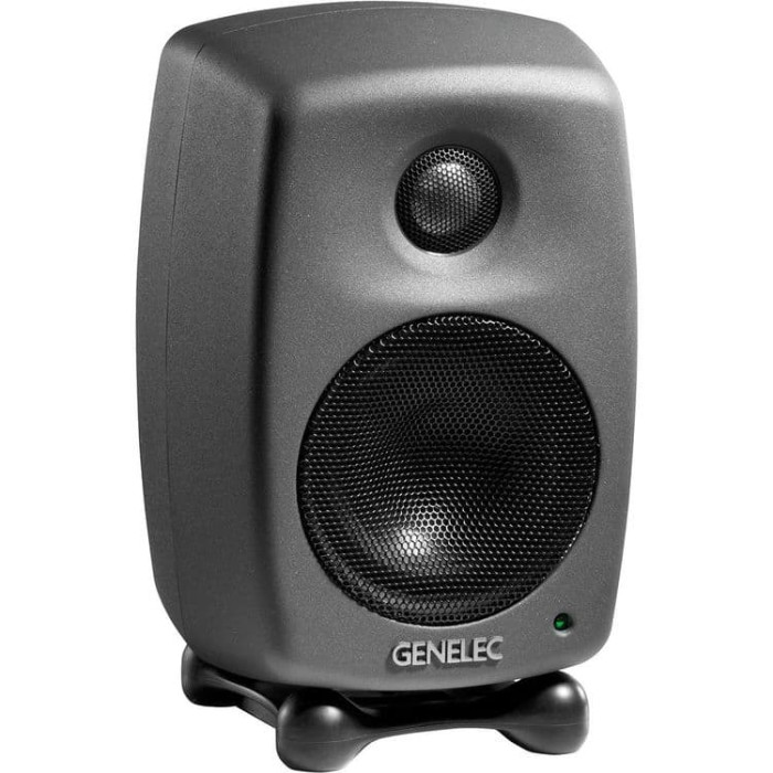 harga Genelec 8010 ap bi-amplified active monitor pair dark grey producer Tokopedia.com
