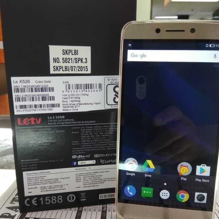 Jual Hp LETV 1s RAM 3GB Internal 32GB DUAL SIM Second Mulus 100% - Kota  Surabaya - lilhype store | Tokopedia