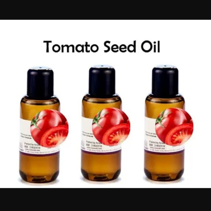Foto Produk Tomato Seed Oil 5ml/Minyak Biji Tomat/Carrier Oils/Natural Oils dari Syah-House