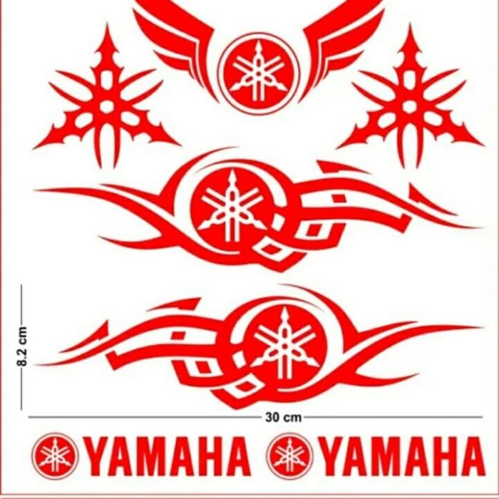 Jual Stiker Motor Yamaha Keren Berkualitas Untuk Motor Yamaha Keren Banget Kab Garut Jagonya Stiker Tokopedia