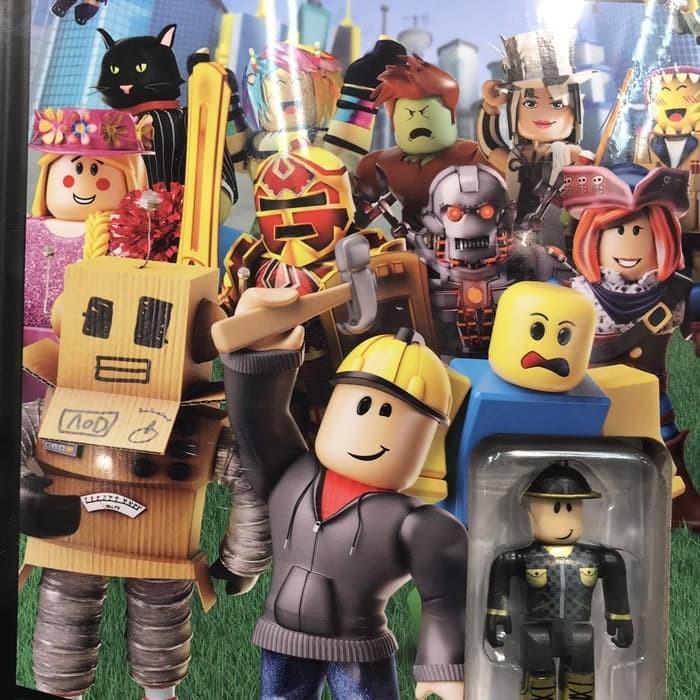 Jual Buku Impor Roblox Character Encyclopedia Hc Book Import Buku