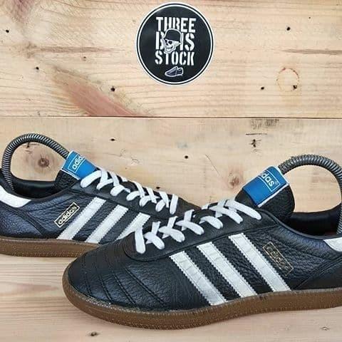 Jual Adidas Samba JP - Hitam, 39 - Kab