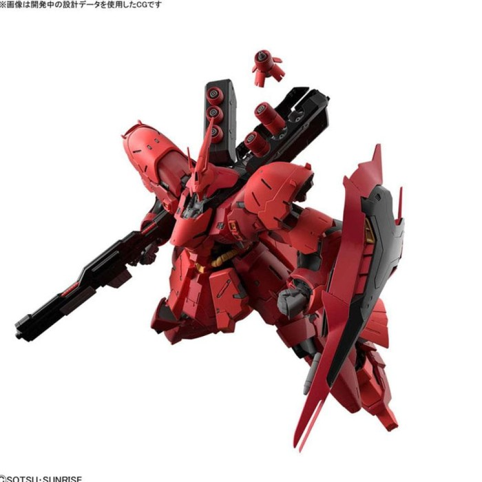 Char S Counterattack Hguc 1 144 Msn 04 Sazabi Mobile Suit Gundam