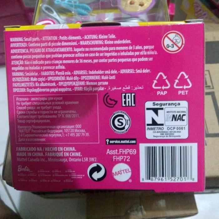 Jual New Aksesoris Boneka Barbie Peralatan Masak Kue Cake Ori Mattel Jakarta Barat Patemilegshop Tokopedia