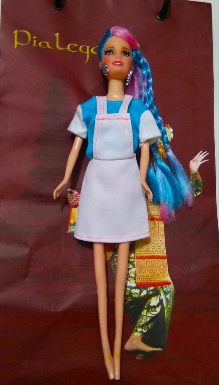 54 Foto Baju Barbie Imut Paling Keren