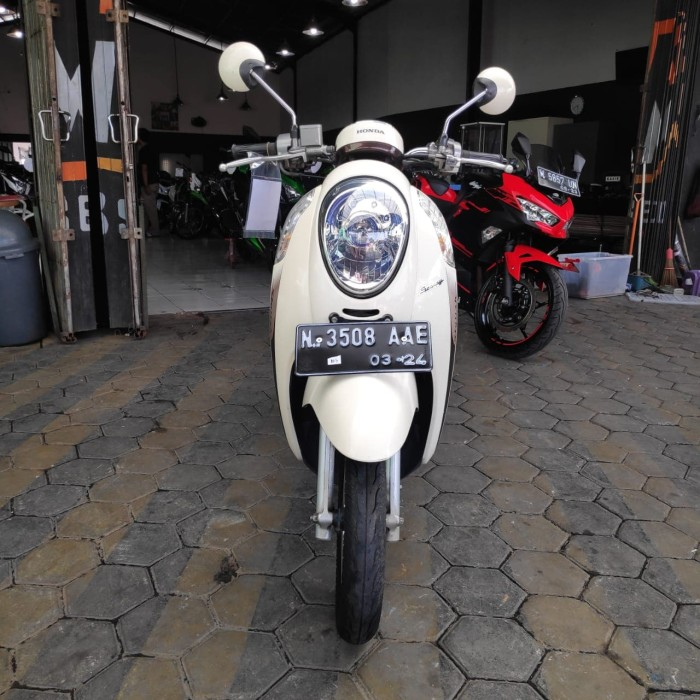 Harga Kredit Motor Honda Scoopy Malang
