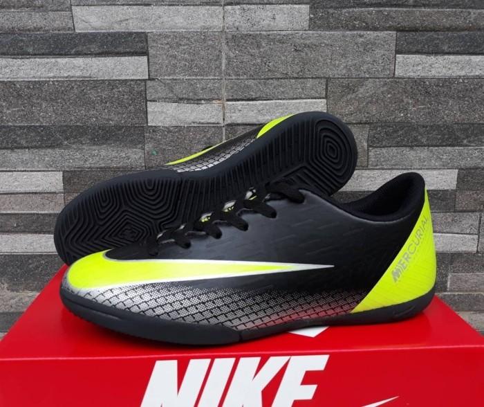 Jual Sepatu Futsal Nike Mercurial Superfly Black Stabilo Made In