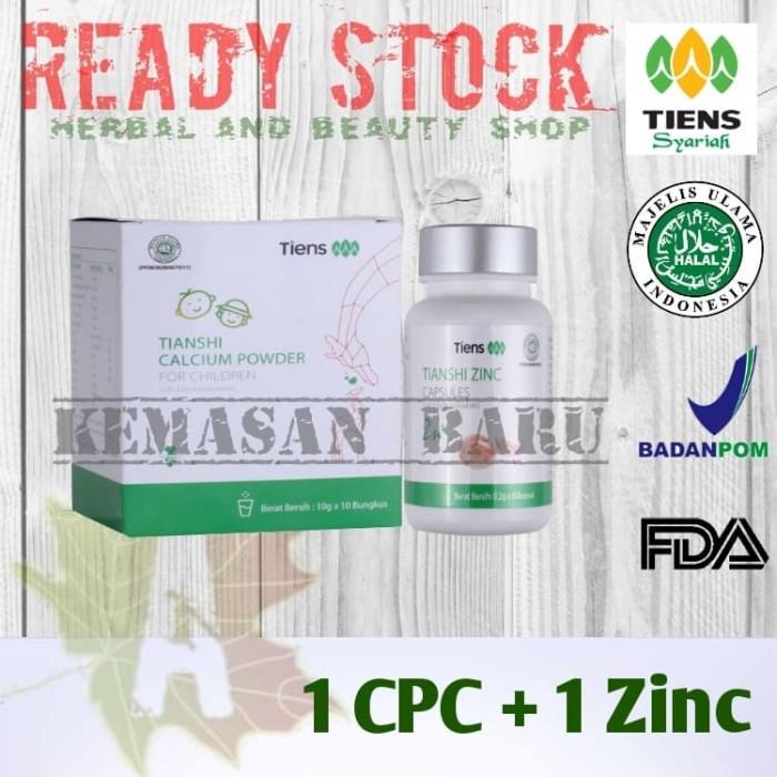Foto Produk Paket Suplemen Kecerdasan Otak Anak dan Bayi Tiens ORIGINAL Tianshi dari Herbal and Beauty Shop