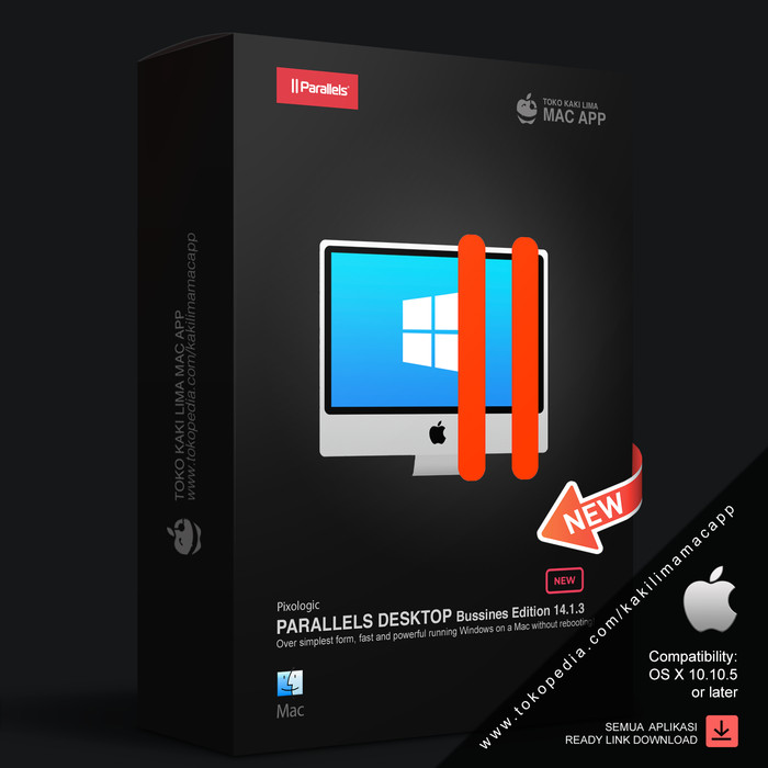 harga Parallels desktop busines edition 14.1.3 Tokopedia.com