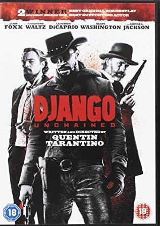 Jual Django Unchained 2012 Dvd High Resolution Encoded Kota Bekasi A Breeder Tokopedia