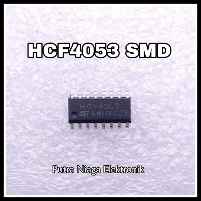 1-10pcs CD4053 M smd CMOS IC