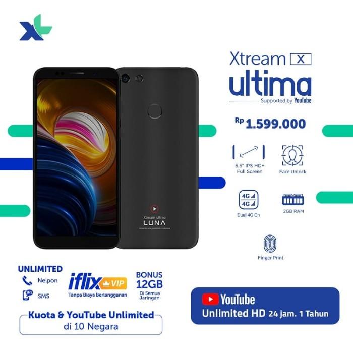 harga XL XTREAM ULTIMA X Tokopedia.com